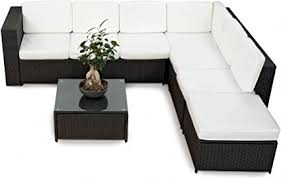 xinro 19tlg xxxl polyrattan gartenmöbel lounge sofa günstig lounge möbel lounge set polyrattan rattan garnitur sitzgruppe in outdoor