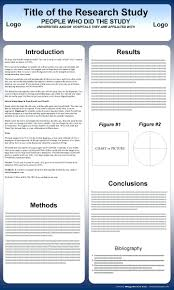 Science Fair Flyer Template Poster Display Board For High School
