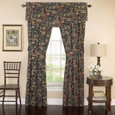 Waverly Curtains And Drapes by Waverly Rhapsody Floral 2 Pack Curtain Panels Jcpenney