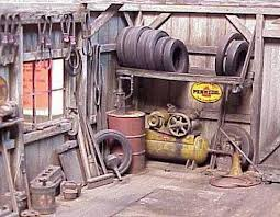 Wonderful Vintage Garage Interiors 2 4536827624 B164b49456
