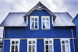 104 Homes Made Of Steel The History Reykjavik S Iron And Wood Bloomberg