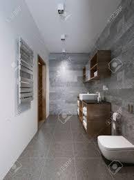 helle moderne badezimmer interieur 3d übertragen