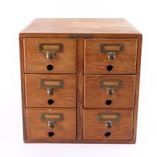 library bureau vintage oak card catalog by library bureau sole makers ebth