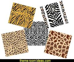 Leopard Print Room Decor by Decorating Theme Bedrooms Maries Manor Wild Animal Print