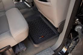 Rugged Ridge Floor Liners by 2004 2008 F150 Rugged Ridge Front U0026 Rear Floor Liners 3 Piece