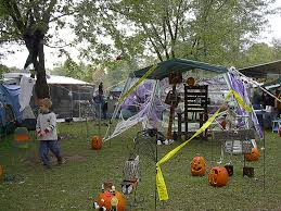 Scary Halloween Props To Make by Best 25 Halloween Camping Decorations Ideas On Pinterest