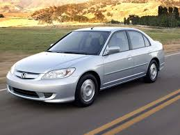 honda civic hybrid 2005 pictures information specs