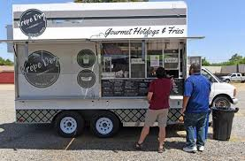 Turlock's New Krepe Dog Food Truck Opens With Plenty Of Dogs, No ... Cushman Hotdog Vendy For Sale Truckters Youtube Telescope Brand Yj Fct02 Mobile Fast Food Cart Hot Dog Truck Hot Diggity Doglas Vegas Las Food Trucks Roaming Hunger The Dog Truck Sale In Rahway Nj Canada Buy Custom Toronto Catering Trailers For Fast Van Hod Fish And Tiger Wikipedia How To Make A Manufacturer Trailer Fabricator Band Wagon Cofoodtruck Twitter Urban Cart Tow Behind Crown Carts