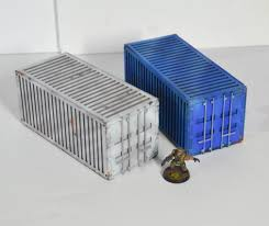 100 Shipping Container Model S X2