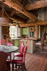 rustic track lighting kitchen rustic with whitewashed dining table