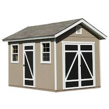 8x12 Shed Designs Free by Shop Heartland Common 8 Ft X 12 Ft Interior Dimensions 8 Ft X