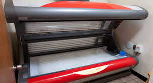 Ergoline Tanning Beds by Equipment U0026 Services Island Sun Tanning