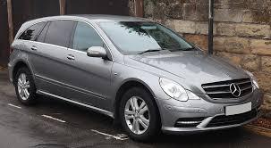 Mercedes-Benz R-Class - Wikipedia