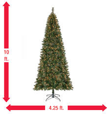 Christmas Tree 10ft by Astonishing 10ft Christmas Tree Most Home Accents Holiday 10 Ft