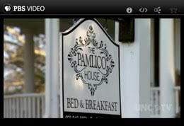 Lodging in Washington NC Bed and Breakfast Near ECU in Greenville