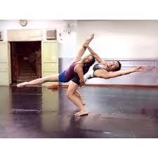 When Ballet Feat Yoga Pose Namaste Pasdedeux