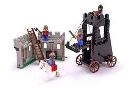 siege lego siege tower lego 6061 building sets castle knights