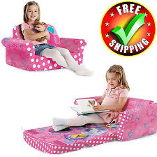 Minnie Mouse Flip Open Sofa Bed by Minnie Mouse Pink Flip Open Sofa Kid Toddler Nap Lounger Bed