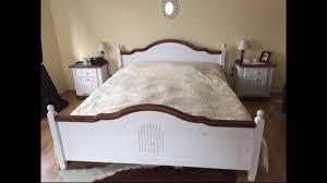 schlafzimmer teile im landhausstil