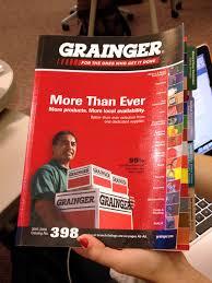 Grainger Catalogue Study