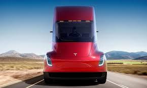 Tesla Semi Trucks Ordered By DHL, Canada's Fortigo Freight