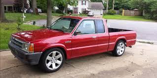1991 Mazda B-series Pickup Photos, Informations, Articles ...