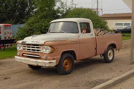 Autoliterate: 1959 Dodge Fargo Pickup