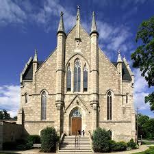 100 Dublin Street United Church United Church