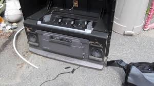 rear projection tv find
