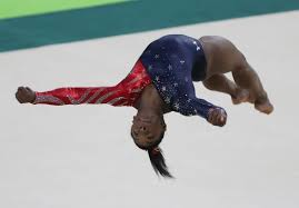 Simone Biles Floor Routine Score by Rio Olympics 2016 Is Anyone Or Anything Better At Gymnastics Than