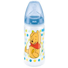Disney Baby Winnie The Pooh by Nuk Classic Baby Milk Nursing Bottle Disney Winnie The Pooh 300ml