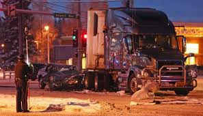 Truck Crash Expert: Fairbanks Driver Crashes Into Semi | Truck ... Are You A Truck Driver What To Know Before Ending Up In An Accident Fedex Truck Driver Deemed Responsible For Crash That Killed 10 Uerstanding Distracted Driving Ernst Law Group Amberson Personal Injury Commercial Accidents Romian Died Car Accident On The D2 Motorway Near Update Charged Suffolk School Bus Crash Expert Fairbanks Crashes Into Semi Police Locate Fatal Bike Boston Herald Palm Springs Arrested Georgia Causing Youtube Determing Whos At Fault For Trucking Vs