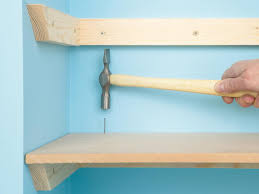 building wood shelf supports discover woodworking projects