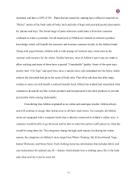 Athleta Marketing Plan PDF