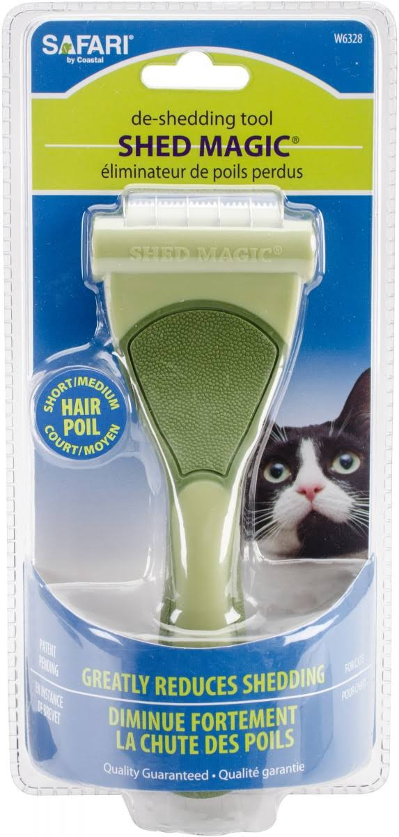 Coastal Pet Products Cats De-Shedding Tool