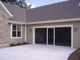 Garage Door Screen Kits Menards