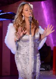 Rockefeller Christmas Tree Lighting Mariah Carey by Mariah Carey Lights Up Rockefeller Plaza 1