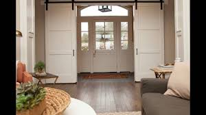 Interior Barn Doors For Homes - YouTube Best 25 Glass Barn Doors Ideas On Pinterest Interior Glass Pacific Entries 36 In X 84 Shaker 2panel Primed Pine Wood Barn Doors For Homes Outstanding Sliding Pa Nj Md Va Ny New Holland Supply Knotty Door Home Bedroom Decofurnish For Sale Picturesque Grey Finished With Building A Interior Sliding Homes_00032 Concord Green The Have Arrived