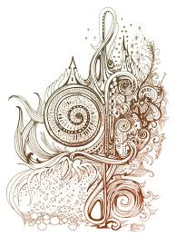 211 Best Manic Botanic Zifflins Coloring Book