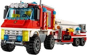 100 Lego Fire Truck Instructions 60110 Brick