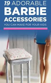 Barbie Living Room Furniture Diy by Diy Barbie Furniture U0026 Accessories Round Up Check Out These 21