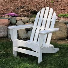 awesome polywood adirondack chairs costco furniture plastic