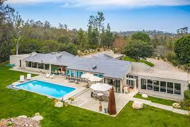 100 Richard Neutra House Calzada Del Bosque Rancho Santa Fe CA Architect