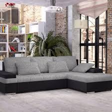 Modular Sofa Corner Contemporary Leather ADAGIO Gamamobel