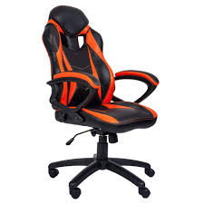 Merax Orange Ergonomic Racing Style Gaming Chair For Home And Office ... Rseat Gaming Seats Cockpits And Motion Simulators For Pc Ps4 Xbox Pit Stop Fniture Racing Style Chair Reviews Wayfair Shop Respawn110 Recling Ergonomic Hot Sell Comfortable Swivel Chairs Fashionable Recline Vertagear Series Sline Sl2000 Review Legit Pc Gaming Chair Dxracer Rv131 Red Play Distribution The Problem With Youtube Essentials Collection Highback Bonded Leather Ewin Computer Custom Mercury White Zenox Galleon Homall Office
