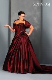 red wedding dresses plus size pictures ideas guide to buying