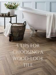 5 tips for choosing a wood look tile