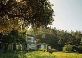 100 House Earth Rammed Earth House Hidden In The Forested Hills Of Northern California