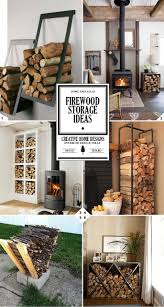 Ana White Firewood Shed by Best 25 Indoor Firewood Storage Ideas On Pinterest Firewood
