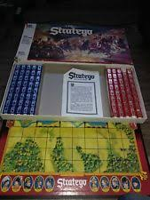 Vintage Stratego Board Game 4916 1986 Milton Bradley
